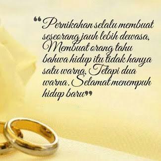 Gambar Kata Kata Bijak Mutiara Pernikahan Cinta Sementara Gambar Pernikahan Kata Kata Mutiara