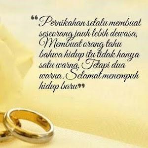 Kumpulan Kata Mutiara Pernikahan di Hari Sabtu
