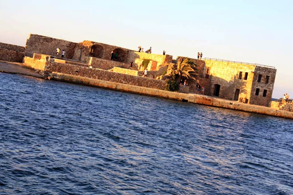 Fortress in the Venetian Port of Chania
