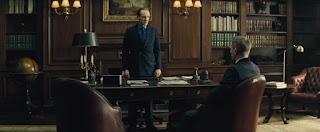 Spectre Ralph Fiennes M James Bond
