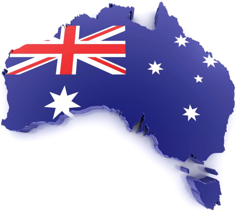 Australia Map In Hd | Twitterleesclub