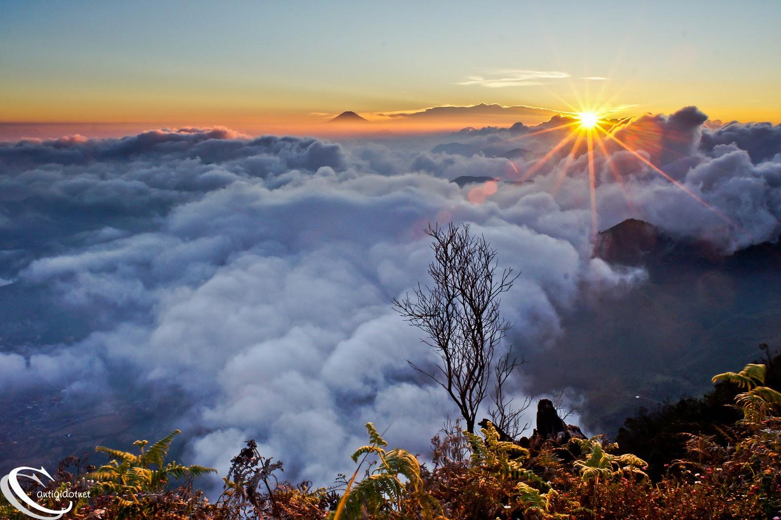 sunrise gunung prau via antigidotnet