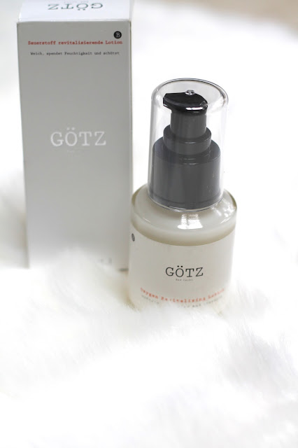 Gotz Revitalizing Lotion B review, Kenra hairspray review, summer beauty
