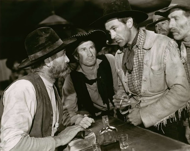 The Westerner 1940 movieloversreviews.filminspector.com Gary Cooper Walter Brennan