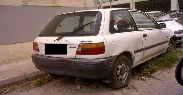 ΔΗΜΟΣ ΚΑΣΤΟΡΙΑΣ:Πρόγραμμα απομάκρυνσης εγκαταλειμμένων οχημάτων από την πόλη.