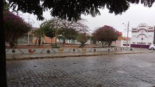 Chove em Cuité e anima moradores