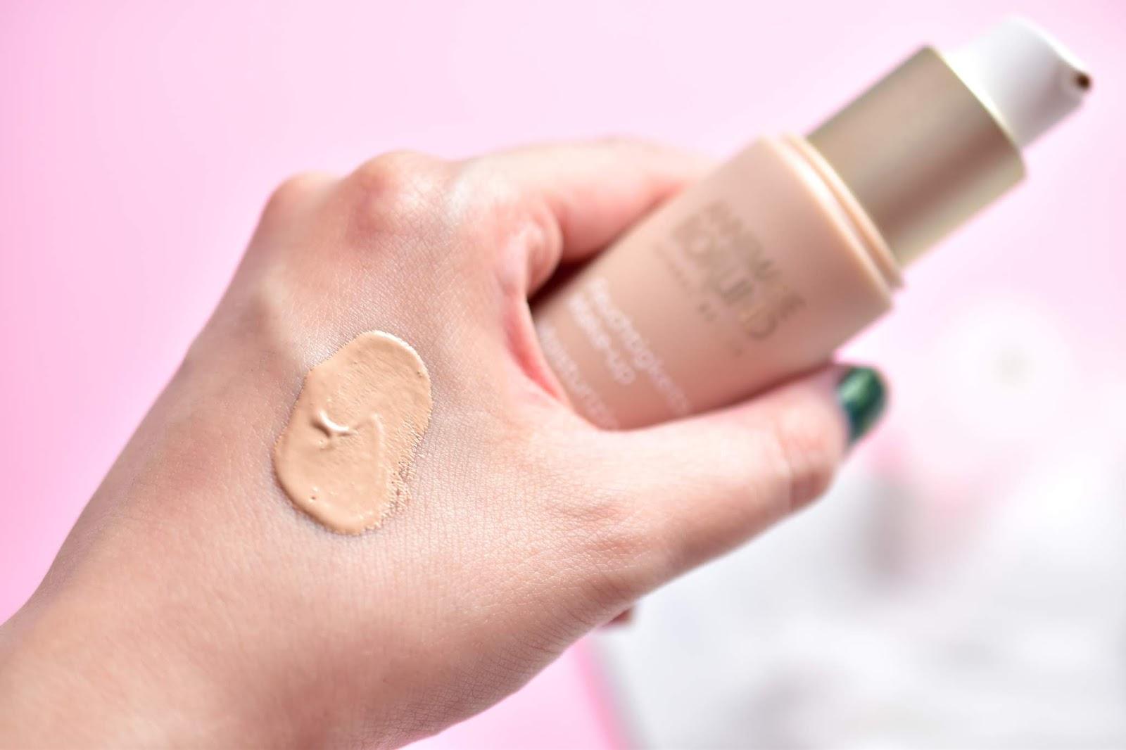 annemarie borlind moisturizing makeup