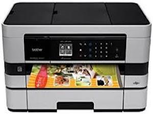 Brother MFC-J4610DW Printer Driver