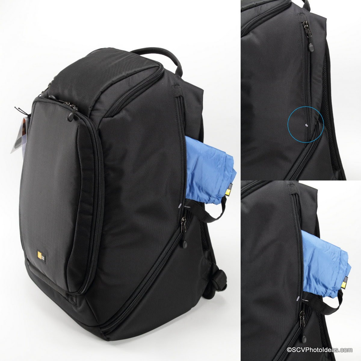 Case Logic DSB-103 rain cover pocket