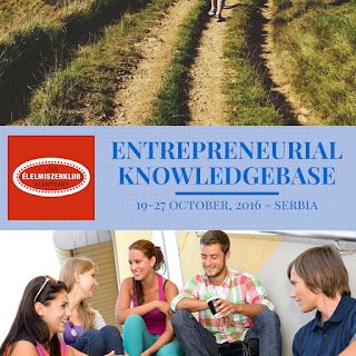 EK E+ YE Entrepreneurial KB in Serbia