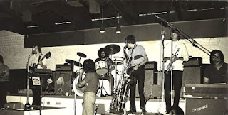 Quincy Conserve at Wellington's Downtown Club, circa 1969
