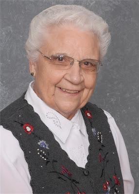 Sister Anne Rita Mauck Inspires