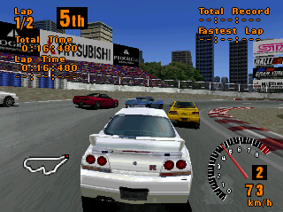 Daftar 10 Game Racing PS1 Terbaik - Game Setting