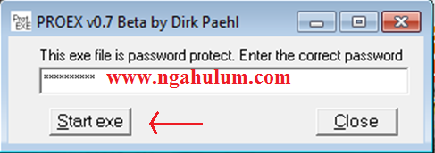 Cara Memberi Password Aplikasi / Program di Windows