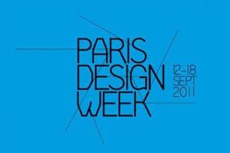Expo : Paris Design Week , du 12 au 18 octobre 2011