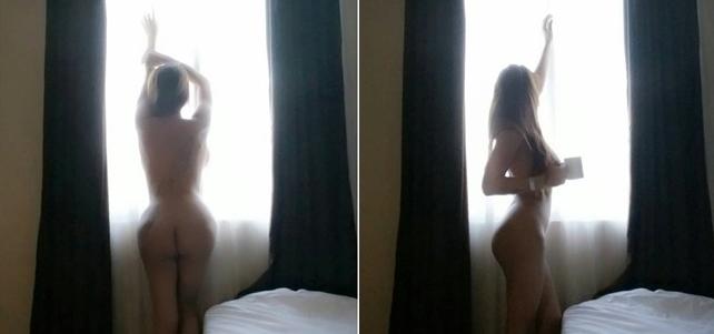 Heboh, Foto Bugil Gebby Vesta Di Hotel Pontianak Tanpa Sensor