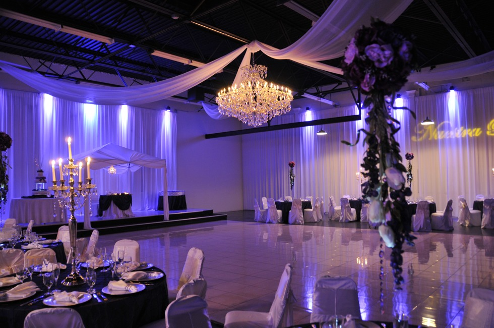 Quinceanera Halls In Houston Tx Party Hall Lighting In
