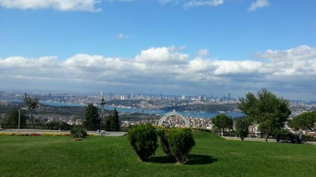 İstanbulda gezilip görülebilecek yerler