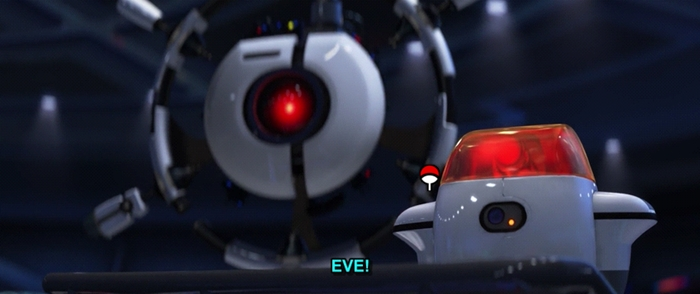 Screenshots Download Film Gratis Wall-E (2008) BluRay 480p MP4 Subtitle Indonesia 3GP Free Full Movie Streaming