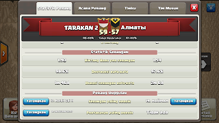 Clan TARAKAN 2 vs #2UQJGVJ, TARAKAN 2 Win