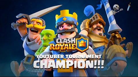 Torneio de Youtubers em Clash Royale (Melhores momentos + Vídeo Completo) - 1