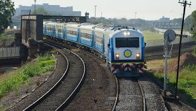 Confirman que habrá tres frecuencias semanales del tren chino Junín-Retiro