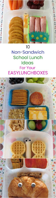 10 Non-Sandwich School Lunch Ideas In Easylunchboxes