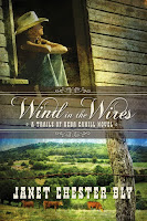 author Janet Chester Bly novel, Wind in the Wires, Book 1 The Trails of Reba Cahill Series