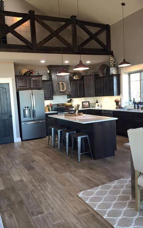 kitchen industrial design inspiration