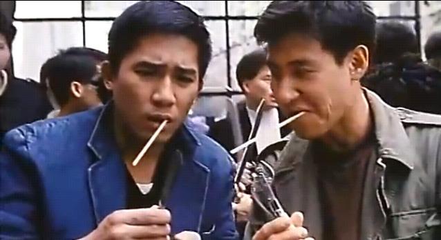 月巴氏: 浪漫月巴睇舊戲(三十九):阿飛與阿基,預言香港