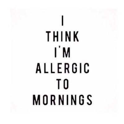 Ένα Σάββατο πρωί...