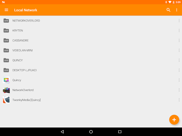 VLC Network