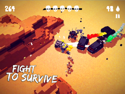 Fury Roads Survivor Mod Apk Terbaru Lot of Money