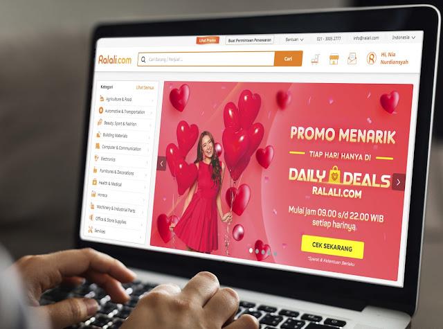 Website Ralali