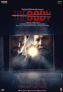 Download The Body (2019) Hindi Movie HDRip