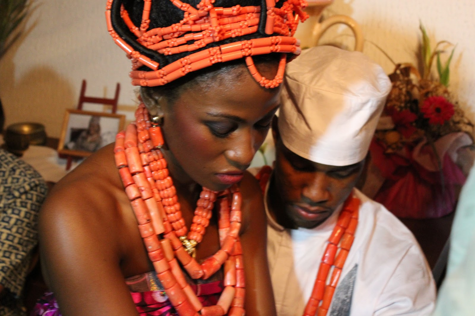 Marrying a cameroonian man
