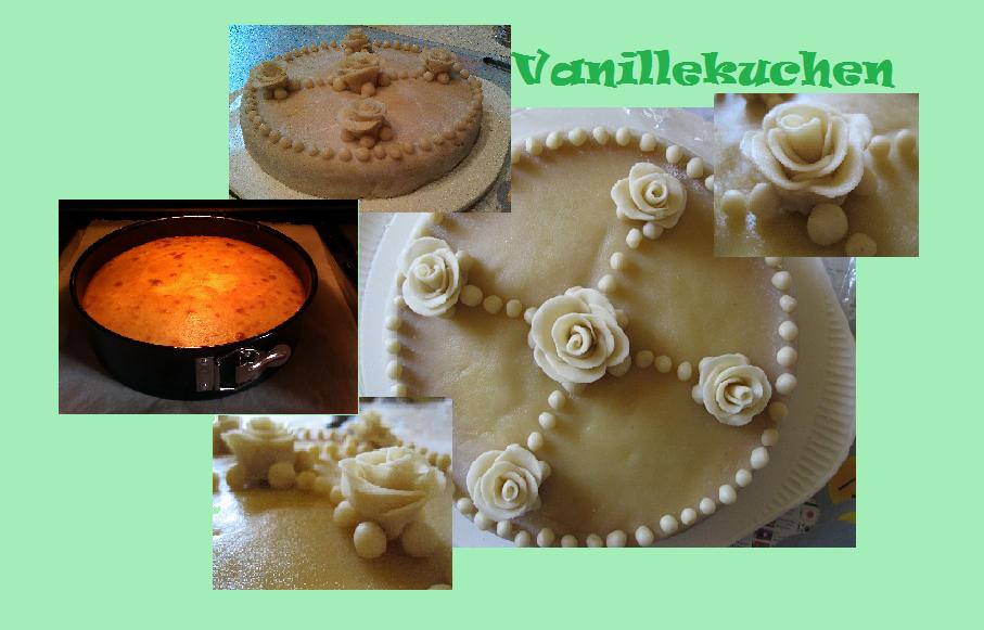vanillekuchen rezept leicht
