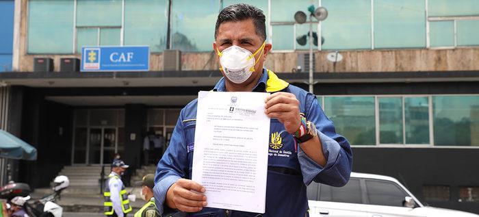 """Instauró una denuncia penal contra las EPS. Necesitan dar resultados de #coronavirus en 24 horas"""": alcalde Cali, @JorgeIvanOspina"""