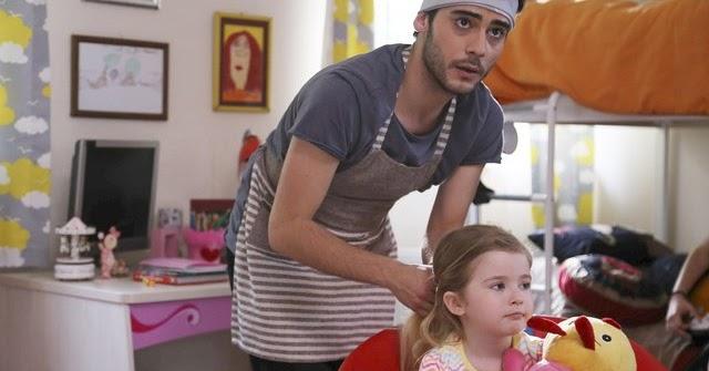 اسماء واعمار ابطال مسلسل حب الملائكة Meleklerin Aski