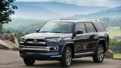 2019 Toyota 4Runner Prix, Photos, Date de sortie