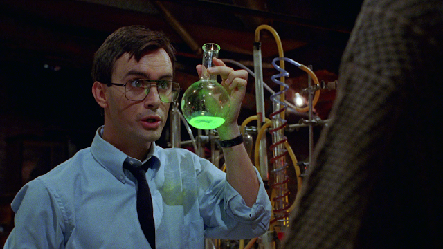 Bride of Re-Animator Arrow Blu-ray screen cap Jeffrey Combs