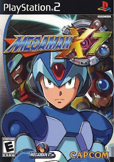 Download Megaman X7 PS2