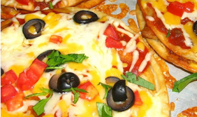MEXICAN PIZZA #food