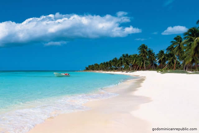 Playa Blanca Beach, Punta Cana, Dominic Republic, Caribbean