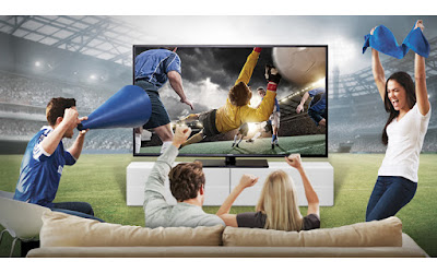 Fútbol Samsung Smart TV
