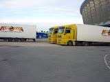 camioanele Helloween la Romexpo