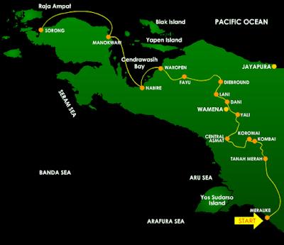 Sumber Daya Alam Papua