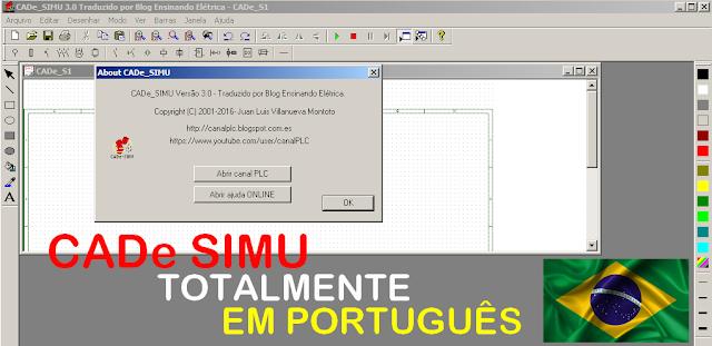 Baixar CADe SIMU 3.0 em Português