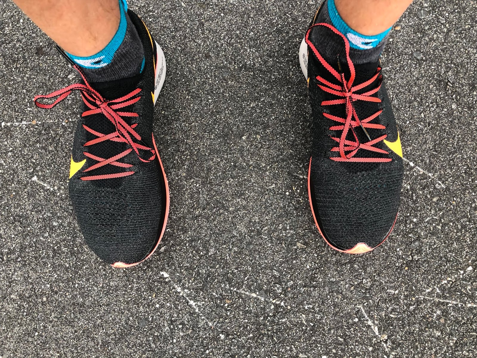 261edccf87f77 Road Trail Run  Nike Zoom Fly Flyknit Initial Road Test Review  Zoom ...