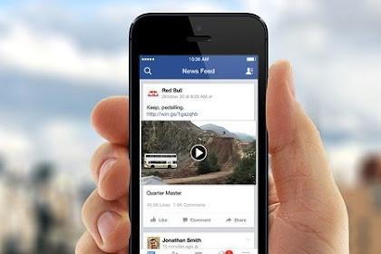 Streaming Facebook sudah 4K Untuk Video 360 Derajat